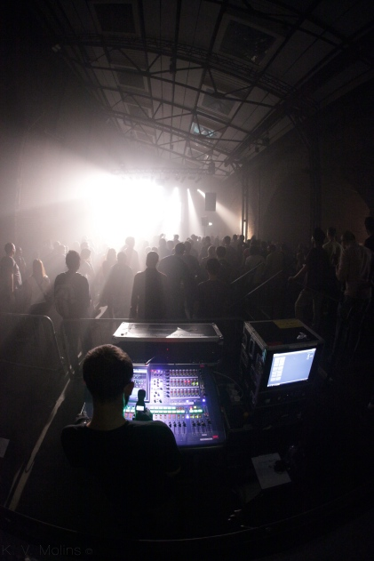 Soundcrash @ Village Underground